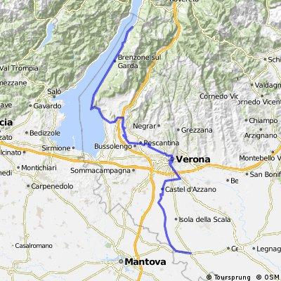 6.Tg Rom: Navene-Nogara 27.8.2009