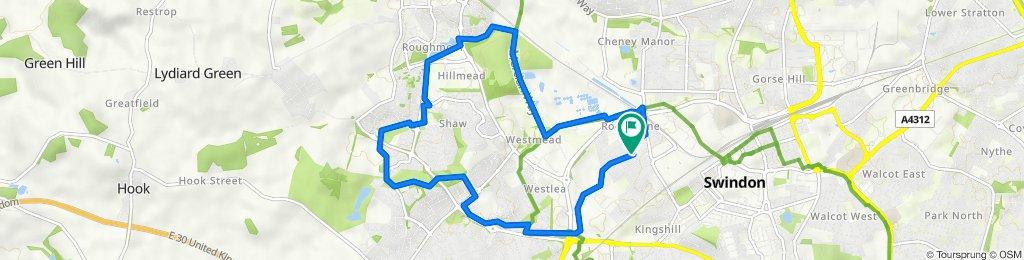 West Swindon Cycle