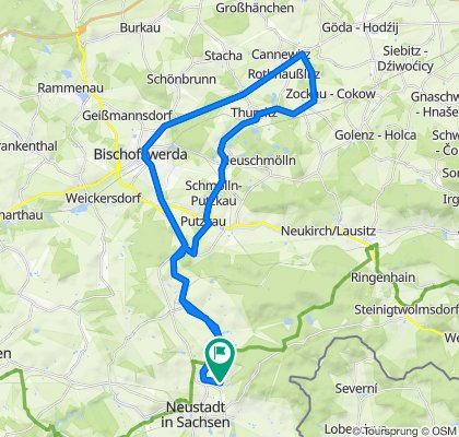 Nördliche Neustadt-Runde