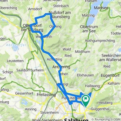 Salzburg - Göming
