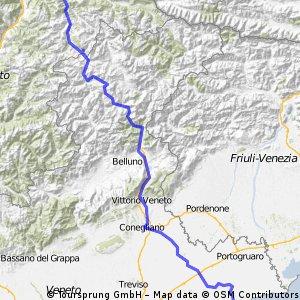 2009-07-07_Tour 2009/2: St. Lorenzen - Caorle