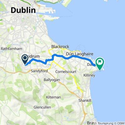 Broadford Lawn 9 to Sorrento Drive 5, Dublin