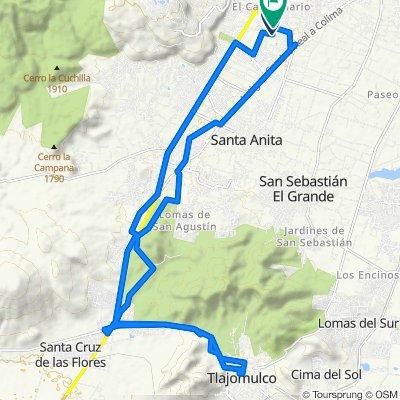 De Calle Lirio LB, La Tijera a Amapola 11, La Tijera