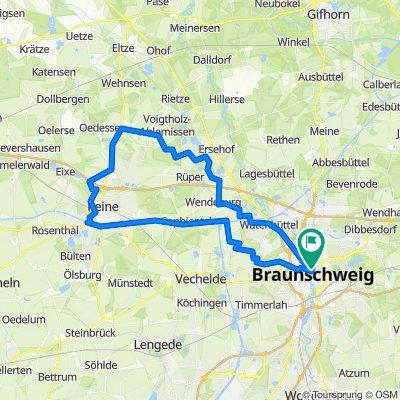 Braunschweig Edemissen Rundtour