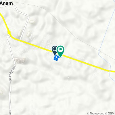 Jalan Usaha 245, Batu Anam to Jalan Sri Alam 2 6, Batu Anam