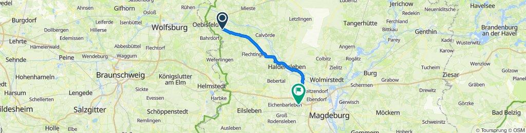 Im Winkel 6, Oebisfelde-Weferlingen nach Abendstraße 14, Hohe Börde