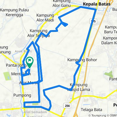 2nd Route Batasban