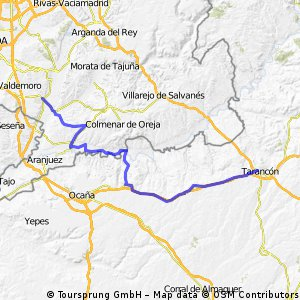 Ciempo-Tarancon-Ciempo 162.km
