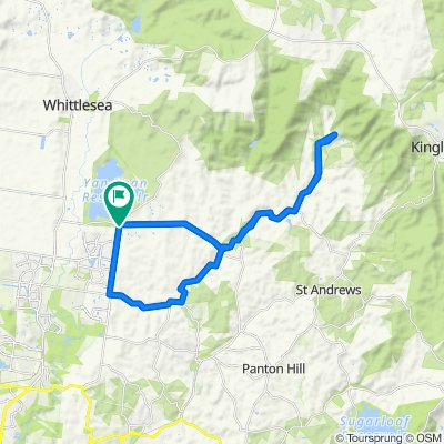 1107–1165 Ridge Road, Yan Yean to 1107–1165 Ridge Road, Yan Yean