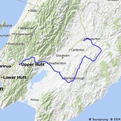 2011.01.08 - Tour of Wellington - Stage 01
