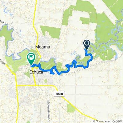 Unnamed Road, Echuca Village to C349 551, Echuca