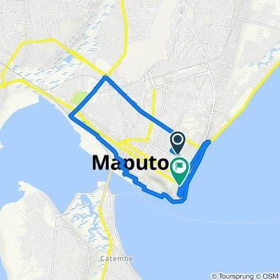 Maputo Cycling