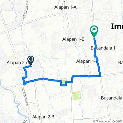 Fennel, Imus to N.I.A. Road, Imus