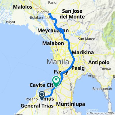 Fennel, Imus to St.Mary Road 127, Las Pinas