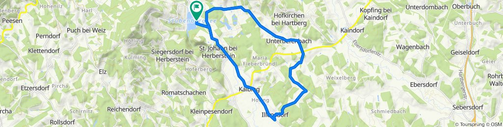 Sprint Triathlon 21km real