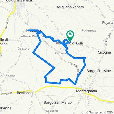 Da Via Masero 3, Roveredo di Guà a Via Masero 3, Roveredo di Guà