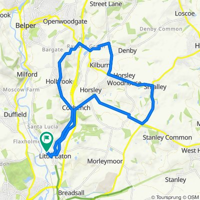 Holbrook-Horsley Loop