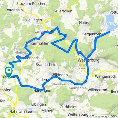 Haindorf 10, Rothenbach nach Haindorf 31, Rothenbach