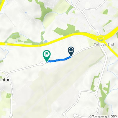 Rowley Road, Coventry to 7–17 Rowley Road, Warwick