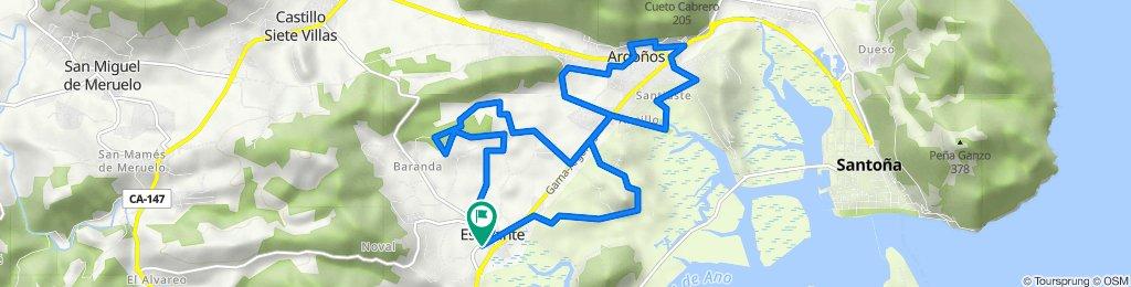 ANDAR 2 (Escalante/Argoños)