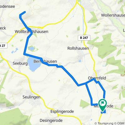 Suthfeldring 9, Duderstadt nach Suthfeldring 9, Duderstadt