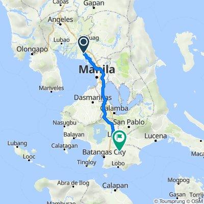 Bulacan - Batangas