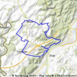 Trierweiler - Biewer -Newel - Trierweiler