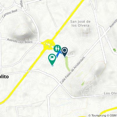De Paseo de México 210, El Pueblito a Paseo de Dublin 308, El Pueblito