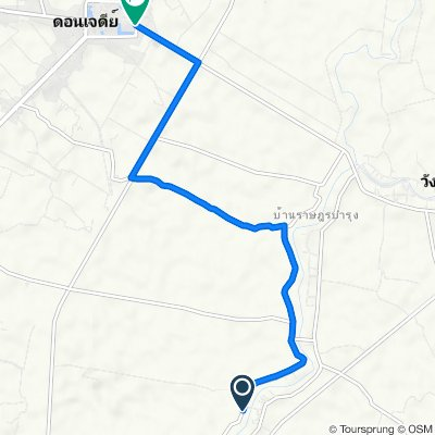 Route to 3038, Don Chedi