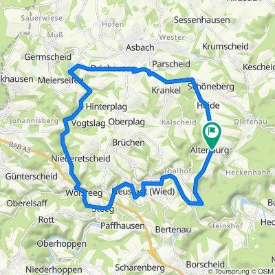 K70 35, Asbach nach K70 35, Asbach