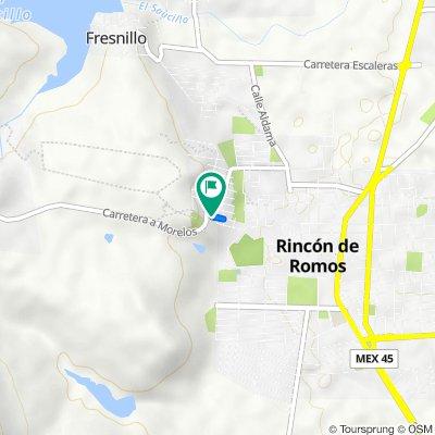 De Calle Fresno 308, Rincón de Romos a Calle Fresno 310, Rincón de Romos