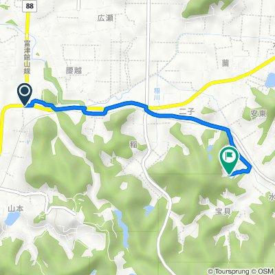 1139-2, Yamamoto, Tateyama to 412, Ando, Tateyama