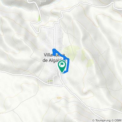 De Calle de la Golondrina, 7, Villanueva de Algaidas a Calle de la Golondrina, 5, Villanueva de Algaidas