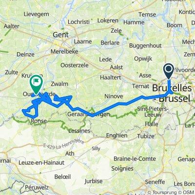 Le Tour De France: Stage 2