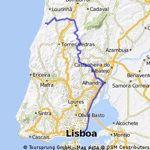 Lisboa-Maceira