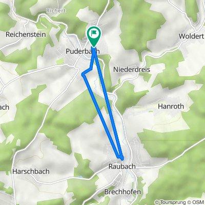 Im Kleinen Flur 3, Puderbach nach Im Kleinen Flur 4, Puderbach