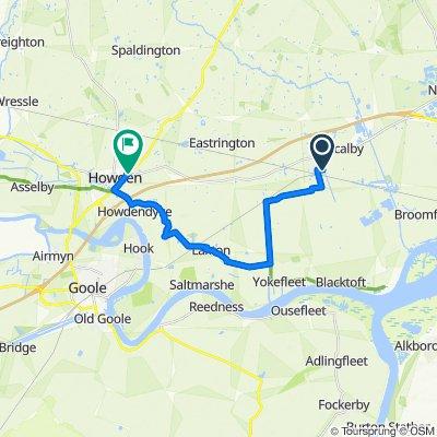 49 Laburnum Walk, Brough to 30–32 Hull Road, Howden, Goole