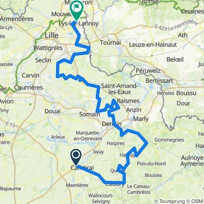 Le Tour De France: Stage 4