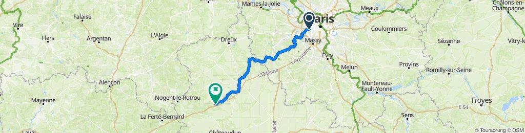 Paris Bretagne #1