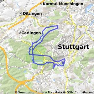 Stuttgart Waldrunde