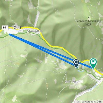 Waldegg 133, Waldegg nach Waldegg 51b, Waldegg
