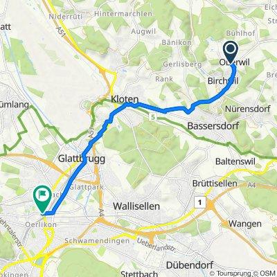 Breitenloostrasse 4, Nürensdorf nach 4 406, Zürich