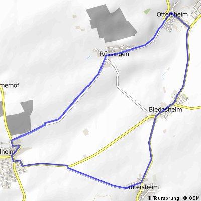 Hausrunde Lautersheim IV