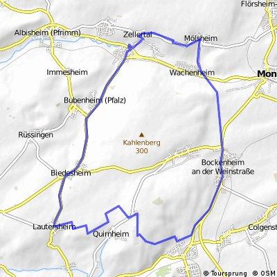 Hausrunde Lautersheim VII