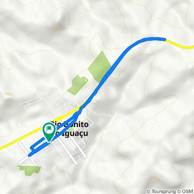 De Avenida XV de Novembro, 2018–2114, Rio Bonito do Iguaçu a Avenida XV de Novembro, 2018–2114, Rio Bonito do Iguaçu