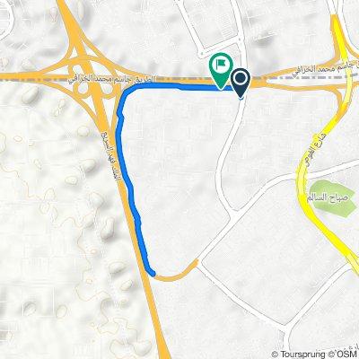 Abdullah Mohammad Bin Shamlan Street, Sabah Al-Salem to Jassim Mohammed Al Kharafi Road, Sabah Al-Salem
