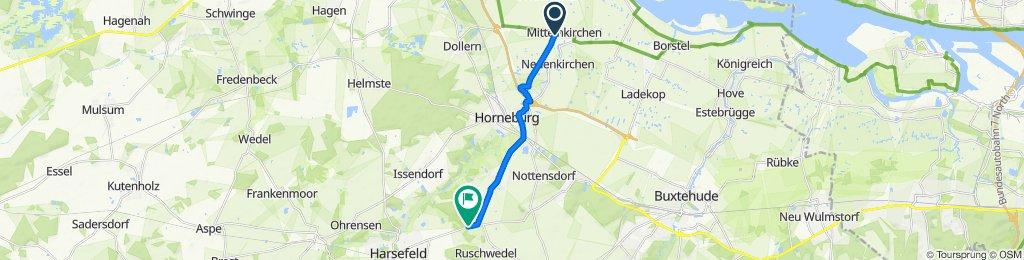 Wetternweg 2, Guderhandviertel nach Rutenbeck 2, Bliedersdorf