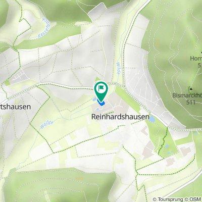 Günter-Hartenstein-Straße 25, Bad Wildungen nach Günter-Hartenstein-Straße 25, Bad Wildungen