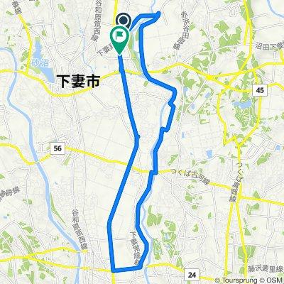 De 639-1, Chikuwajima, Shimotsuma a 国道294号, Shimotsuma
