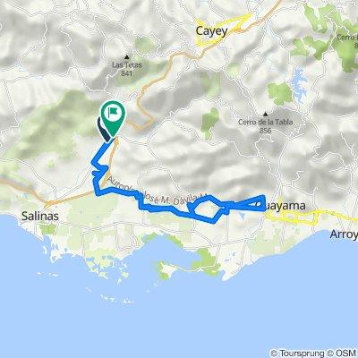 De Route 1, Salinas a Route 1, Salinas